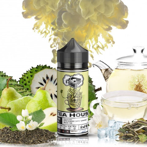 E-Liquid Pear Tea | B-Side