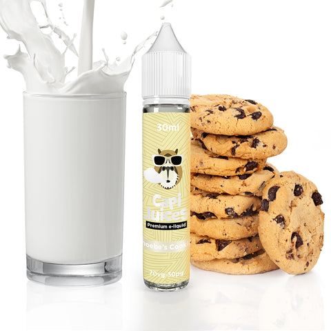 E-Liquid Phoebe's Cookies | Capijuices