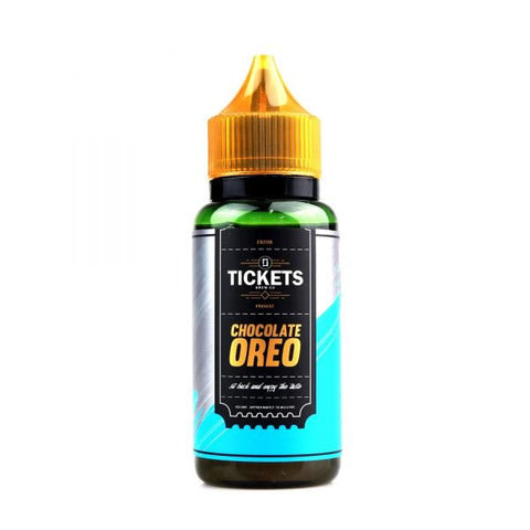 E-Liquid Chocolate Oreo | Tickets