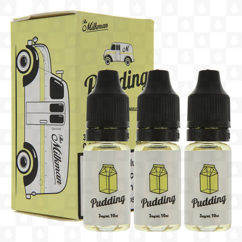 E-Liquid Pudding | The Milkman