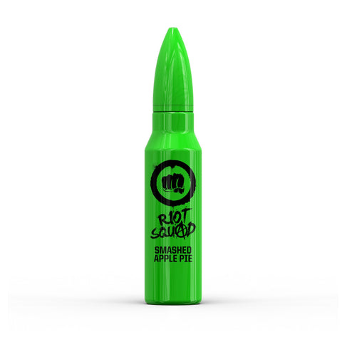 E-liquid Smashed Apple Pie | Riot Squad