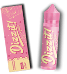 E-Liquid Strawberry Cheese | Dizz It