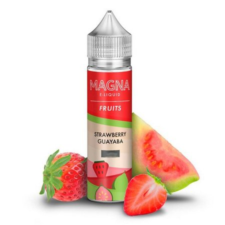 E-Liquid Strawberry Guayaba | Magna
