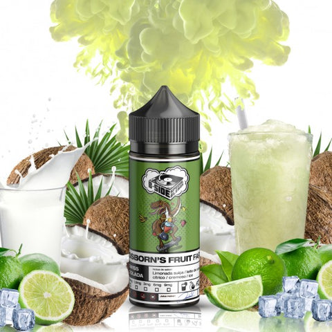 E-Liquid Swiss Colada | B-Side