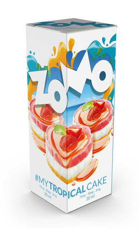 E-Liquid My Tropical Cake (60ml) | Zomo