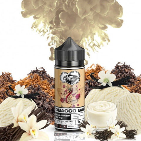 E-Liquid Vanilla Storm Tobacco | B-Side