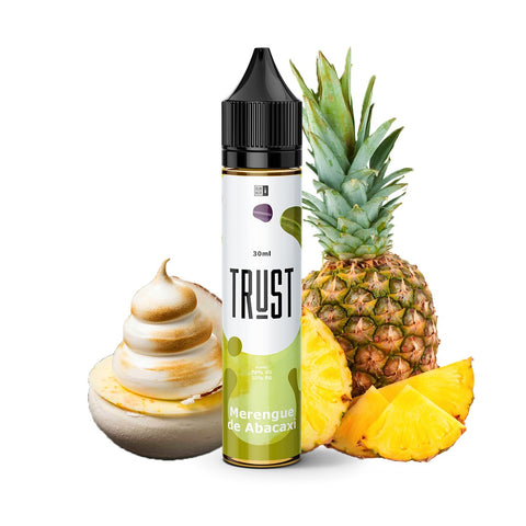 E-Liquid Merengue de Abacaxi | Trust Juices