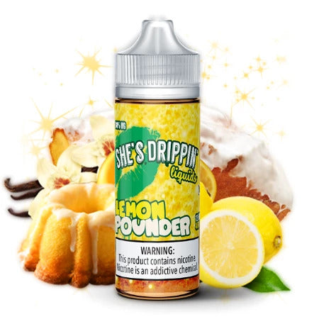 E-Liquid Lemon Pounder | Fuggin Vapor