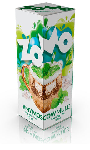 E-Liquid My Moscow Mule (60ml) | Zomo