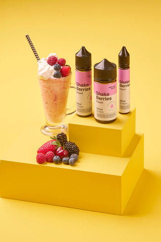 E-Liquid Shake Berries | Dream Collab E-Liquids