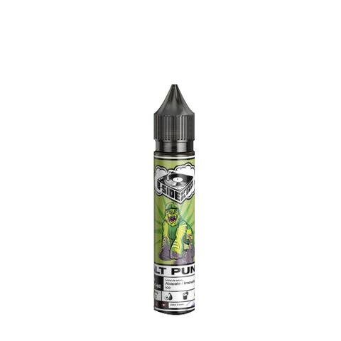 E-Liquid Nic Salt Green Smoothie | B-Side
