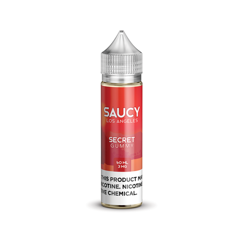 E-Liquid Secret Gummy | Saucy