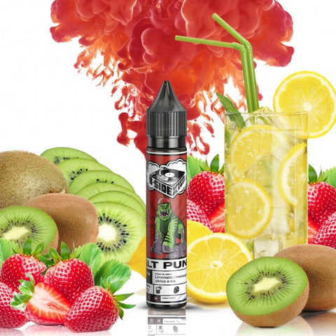 E-Liquid Nic Salt Smooth Acid | B-Side