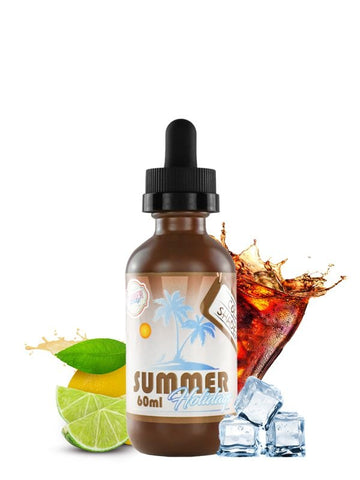 E-Liquid Summer Holidays Cola Shades (60ml) | Dinner Lady