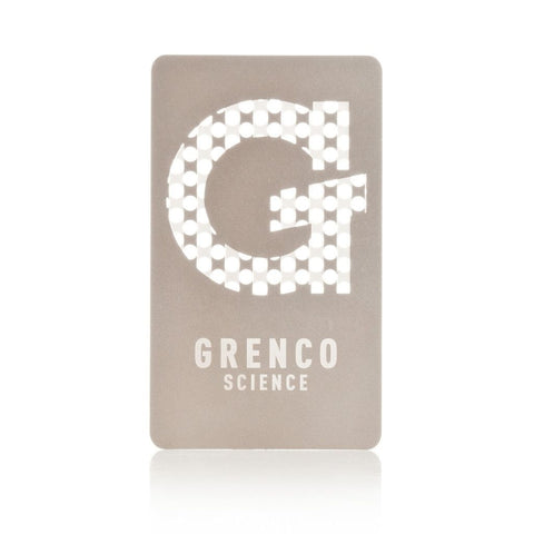 Dichavador de Ervas G Card | Grenco Science