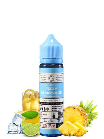 E-Liquid Basix Fizzy Lemonade (60ml) | Glas