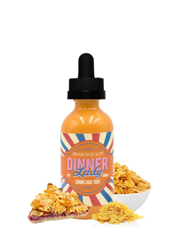 E-Liquid Cornflake Tart | Dinner Lady