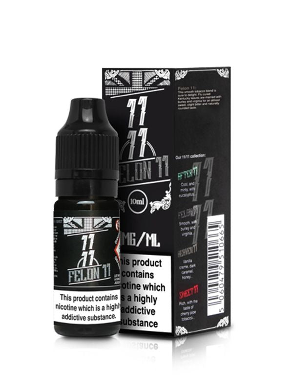 E-Liquid Felon 11 (10ml) | Dinner Lady
