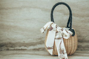 Berhati Basket Bag