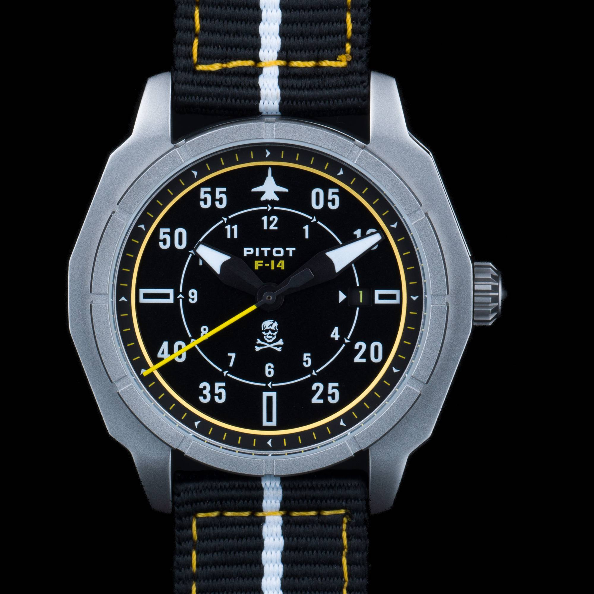 F-14 watches in stock May 1, 2021