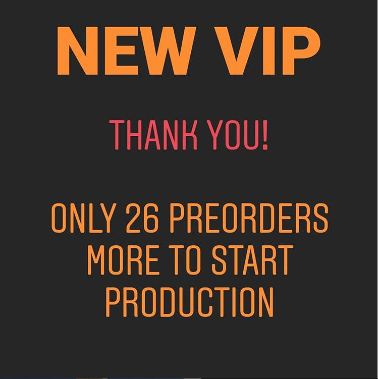 VIP's get a lot of value!