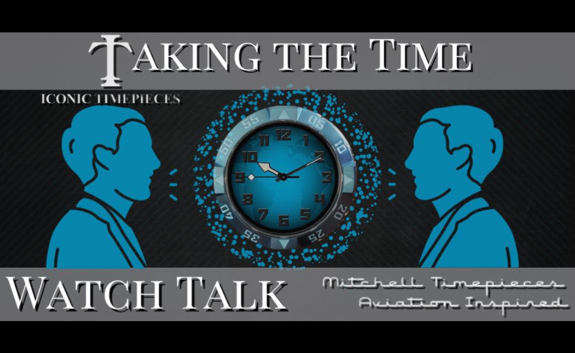 Taking The Time podcast