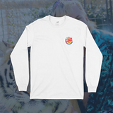 TIGER KING LONG SLEEVE (WHITE)