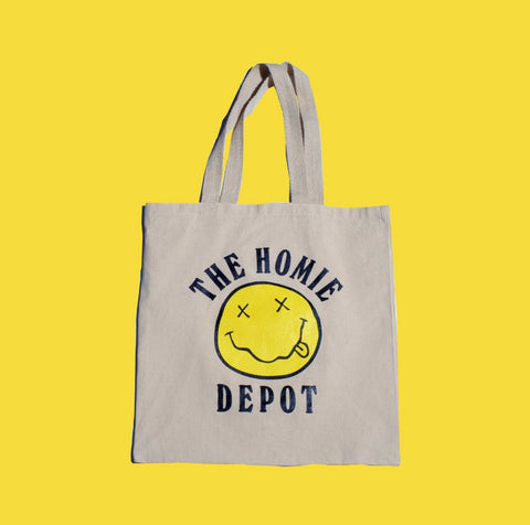 THE HOMIE DEPOT - GRUNGE MARKET - TOTE
