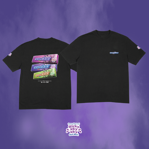 THE HOMIE DEPOT HIGH CHEW TEE (BLACK)