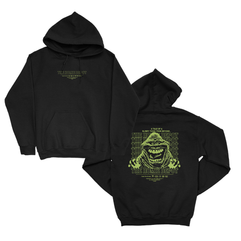 SLIME TIME GLOW IN THE DARK HOODIE