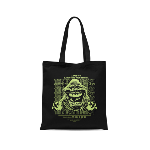 SLIME TIME GLOW IN THE DARK TOTE