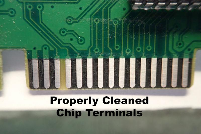7.3 PCM Resolder Chip Terminals