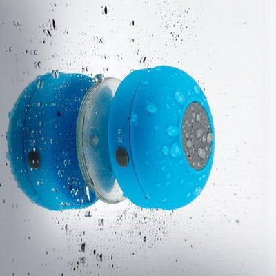 Bluetooth Shower Speaker (With Suction Pad)