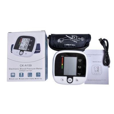 Automatic Home Blood Pressure Monitor