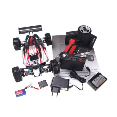 Ultrafast RC Racing Buggy