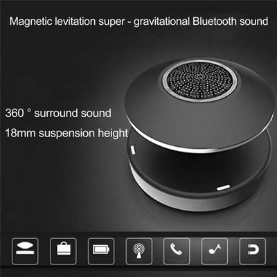Zero Gavity 5.0 Bluetooth Rotating Speaker