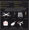 Waterproof Drone With WiFi FPV HD Camera