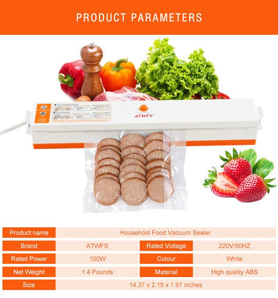 Food Vacuum Sealer