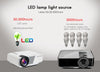 SKY K1/K1plus LED Portable Home Theater HD Mini Projector