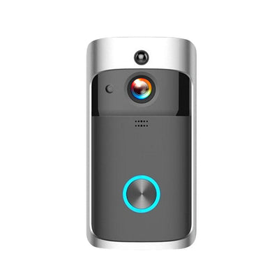 Wireless HD 720P Video Doorbell Infrared Night Vision Motion Detection