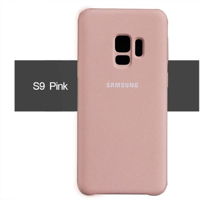 Samsung S9 S 9 Plus Case Cover for S9 G9650 G9500 Silicone Protective Silicon