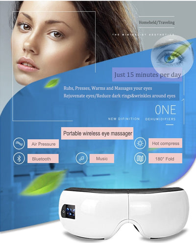 Electric Eye Massager