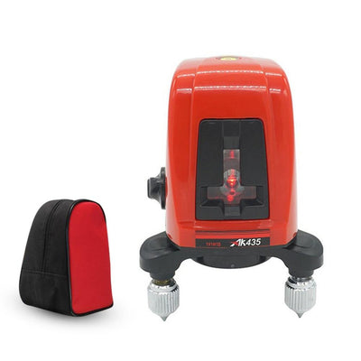 360 Degree Rotating Self Leveling Cross Laser