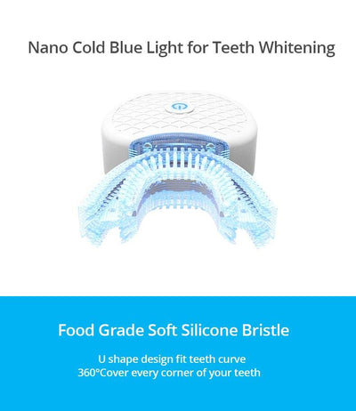 HiBrush™ Fully Automatic Whitening Toothbrush
