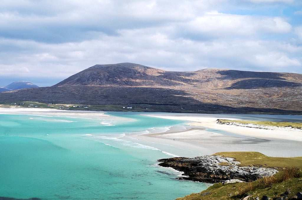 Time and tides on the Isle of Harris.