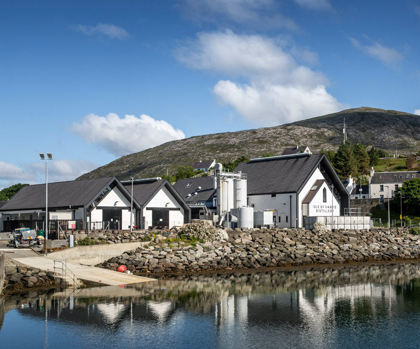 ...to a beautiful distillery in the heart of Harris.