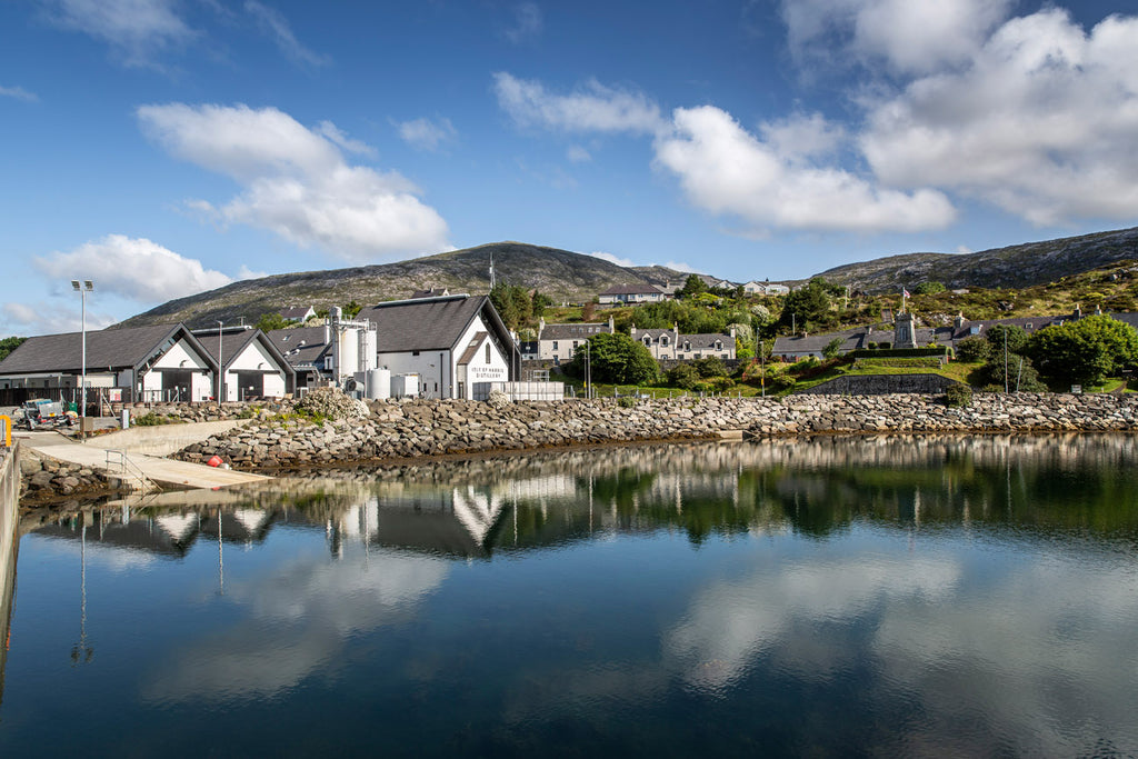From our shores in Harris...