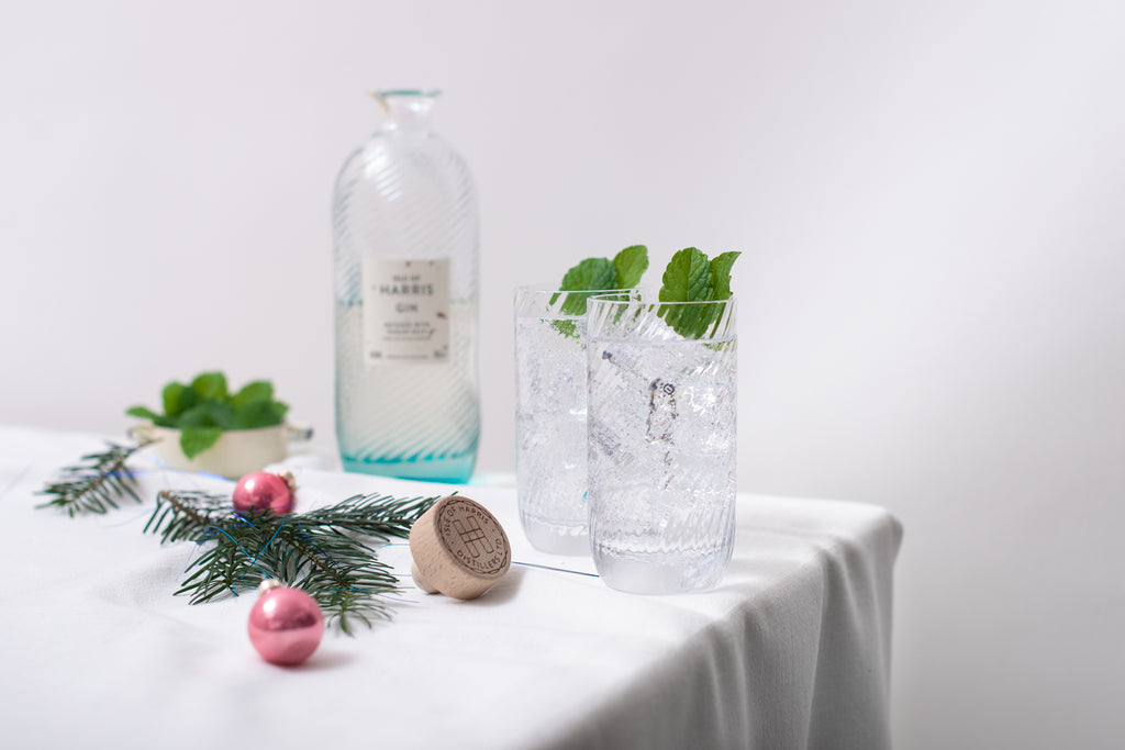 The new Isle of Harris Highball glasses and gift sets now available online.
