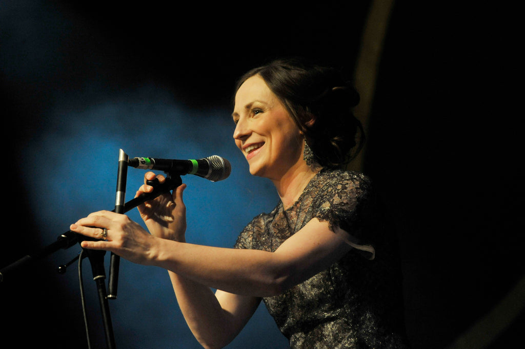 Julie Fowlis, Gaelic and folk singer from North Uist.