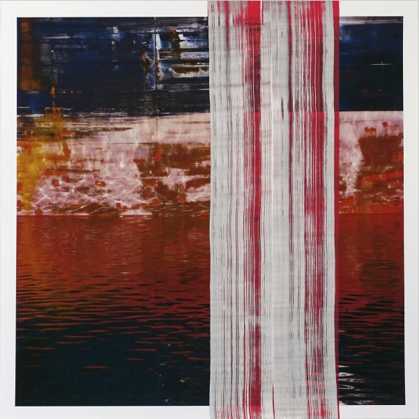 Untitled 2012. Art inspired by the Port of Houston by Texas artist Casey Williams